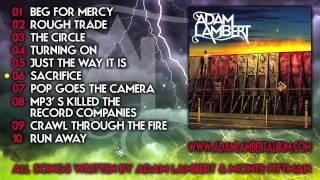 Adam Lambert -  Sacrifice