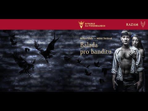 Video k novince: CD SPÍSNĚMI ZBALADY PRO BANDITU