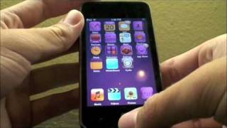 Reset iPod Touch 2G Without Losing All Your Stuff!!!