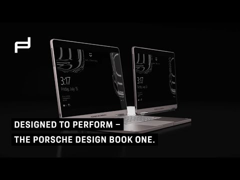 Porsche Design Book One (13.30