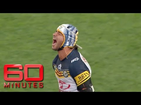 The greatest moment of Johnathan Thurston's NRL career | 60 Minutes Australia