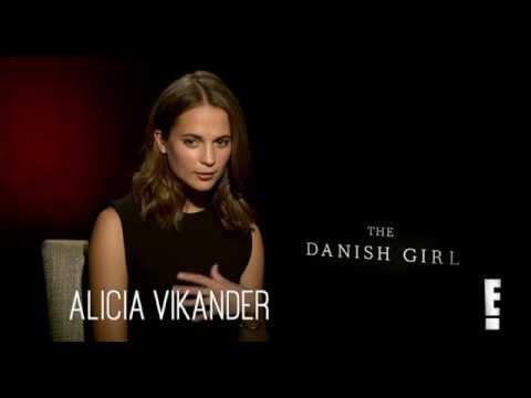 Alicia Vikander: