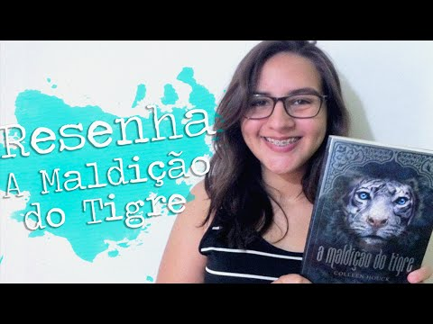 Resenha: A Maldi��o do Tigre | Am�vel Utopia