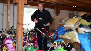 Spenden für Flüchtlinge – Propst Dr.Reinhard Richter aus Brilon