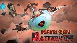 Mighty Raju - Battery Low Movie
