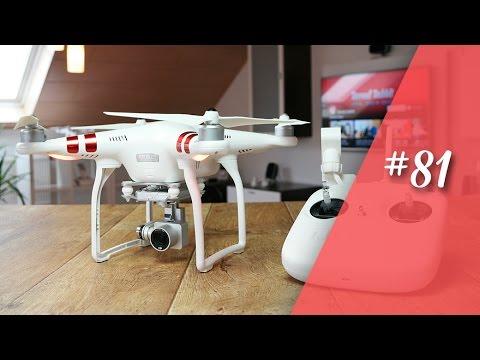 Dji Phantom 3 Standard Drohne (Teil 1/3) // deutsch // in 4K // #81