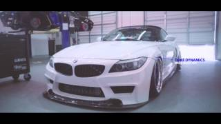 """""""Hitomi"""" Widebody BMW Z4 - TIV Productions Vancouver"""