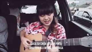 Karna Su Sayang (Video Lirik Viral) - Ghea Indrawari Cover
