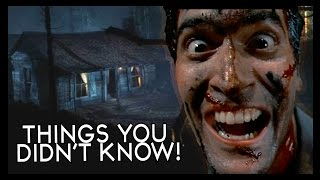 7 Things You (Probably) Didn't Know About The Evil Dead!