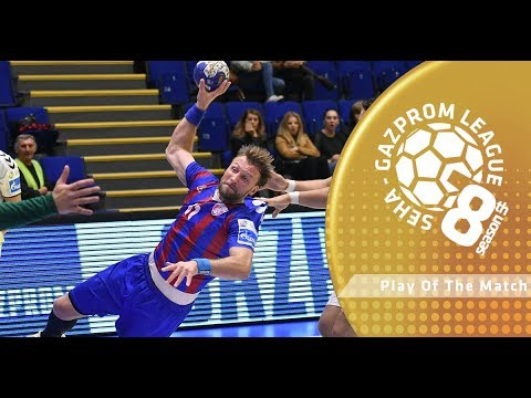 Play of the match: Martin Johannson (Metalurg vs Steaua Bucuresti)