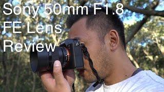 Sony 50mm F1.8 FE Lens Review | John Sison