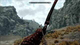 Skyrim: лучший выстрел из лука
