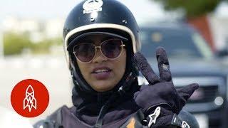 Great Big Story - Dubai's Elite Female Police Squad