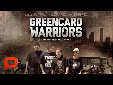 Greencard Warriors (Full Movie) immigration drama, US Military and L.A. gang violence