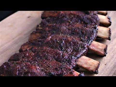 Beef Ribs on the PBC | Pit Barrel Cooker