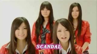 Hachigatsu - Scandal [Download FLAC,MP3]