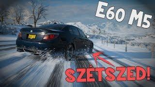 E60 M5 BMW!! ELSZÉGYELLED MAGAD! FORZA HORIZON 4 !!!