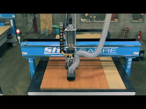ShopSabre CNC – Speed & Performancevideo thumb