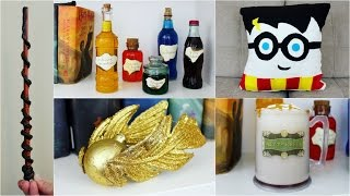 5 CHEAP AND EASY HARRY POTTER DIY CRAFTS   PINTEREST INSPIRED
