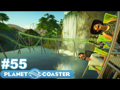 Let's Build the Ultimate Theme Park! - Planet Coaster - Part 55 (Improvement)