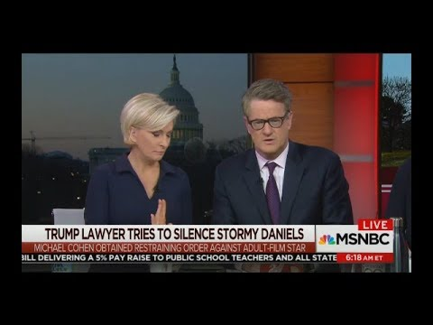 Morning Joe Panelist to Mika: Don't