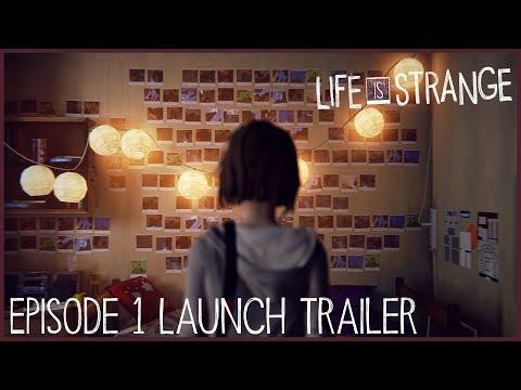Life Is Strange Launch Trailer (PEGI) thumbnail