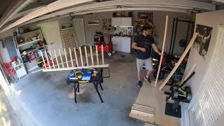 Time Lapse Building Montessori Floor Bed