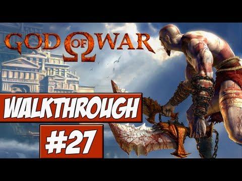 God Of War Walkthrough Ep.27 w/Angel - Escape From Hell!