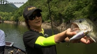 YUKI ITO BASS FISHING SPECIAL MOVIE. ARMS × i-JACK TOUR on MEGABASS.