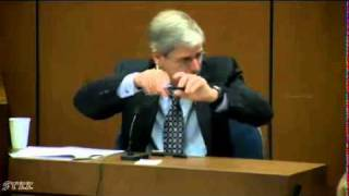 Conrad Murray Trial   Day 13, Part 2