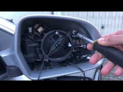 [7-LIGHTS] Audi Spiegel Glas Kappe tauschen - A3 8P - A4 B8 - A5 8T - A6 4F - Q3 8U - RS6 - RS3 - S3