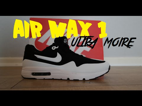 NIKE AIR MAX 1 Ultra Moire Unboxing & On Feet