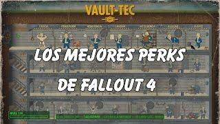 Fallout 4 - Los mejores Perks de Fallout 4