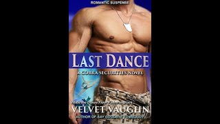 Last Dance Book Trailer