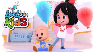 Happy Birthday - Birthday Song for Children by Cleo & Cuquin | LooLoo Kids