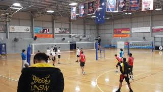 Volleyball Manly Cup 2019 Vostok Vs Just Spike It
