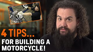 Tips For Building A Motorcycle