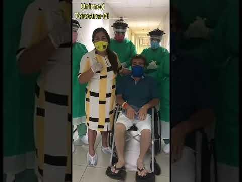 Marido de prefeita do Maranhão se recupera do coronavírus com cloroquina em hospital da Unimed
