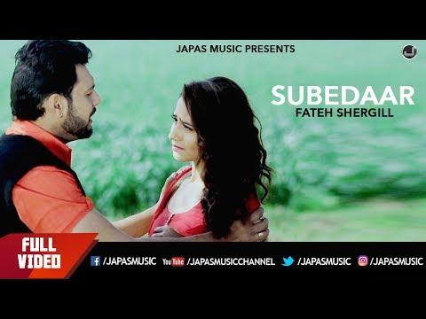 Subedaar  Fateh Shergill