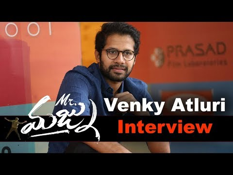 venky-atluri-interview-about-mr-majnu-movie
