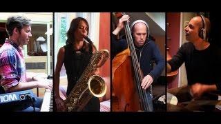 Céline Bonacina Crystal Quartet - Teaser