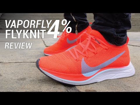 Nike Vaporfly 4% Flyknit Review
