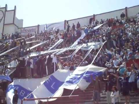 """""""Se viene la Banda de Merlo( En Huracan)"""" Barra: La Banda del Parque • Club: Deportivo Merlo"""