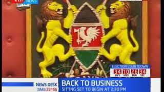President Uhuru Kenyatta expected to address the parliament