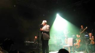 Franco Battiato - Considerazioni sulla lingua inglese