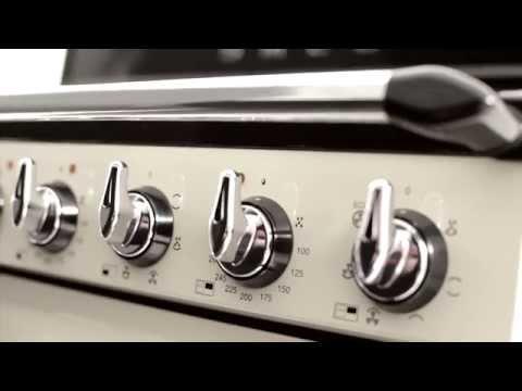 Smeg Range Cooker Induction TR4110IGR - Slate Grey Video 1