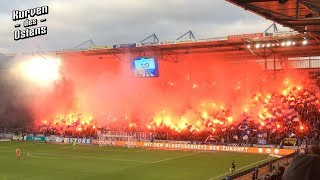 Pyroshow in FCM-Block U