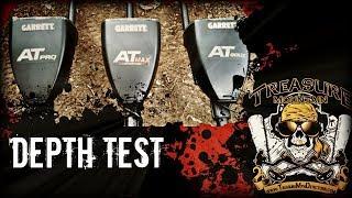 Garrett AT MAX Metal Detector Review & Depth Test | AT Max Vs AT Pro Vs AT Gold