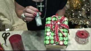 Donna Moss Decorates Dallas How-To Christmas Decoration Tips Part 3