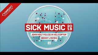 John Holt – Police in Helicopter (Benny L Remix)